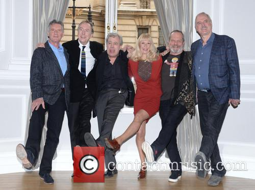 Monty Python Photocall Reunion