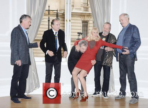 Monty Python and Corinthia Hotel 16