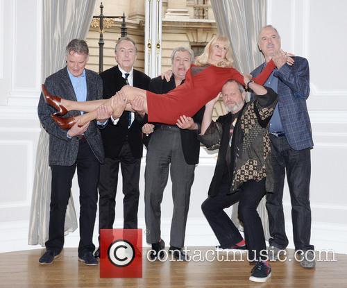 Monty Python and Corinthia Hotel 17