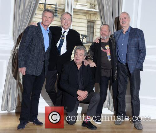 Monty Python and Corinthia Hotel 18
