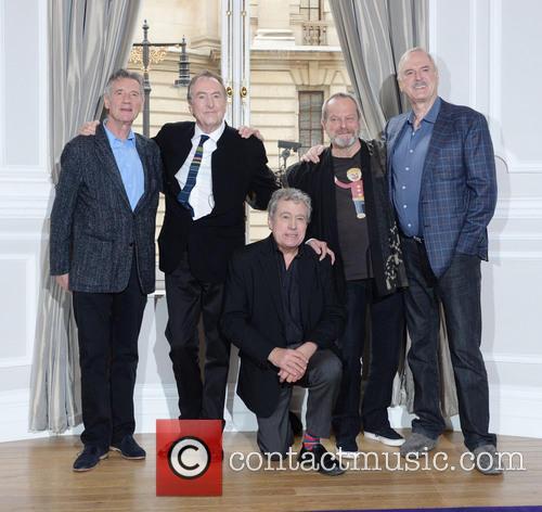 Monty Python and Corinthia Hotel 20