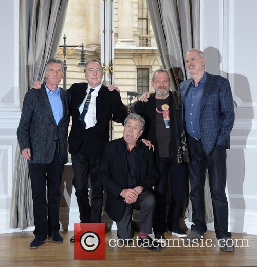 Monty Python and Corinthia Hotel 21