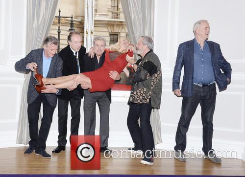Monty Python and Corinthia Hotel 22
