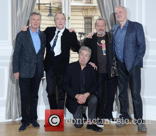monty python reunion photocall held at 3964309