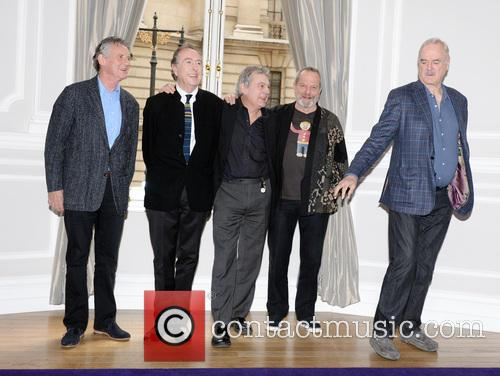 monty python reunion photocall held at 3964313