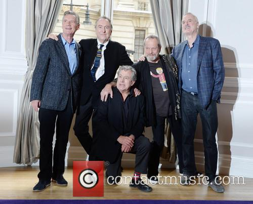 monty python reunion photocall held at 3964314