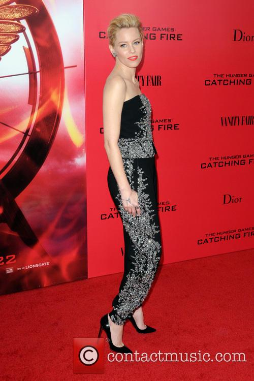 """New York Screening of """"The Hunger Games: Catching Fire"""""""