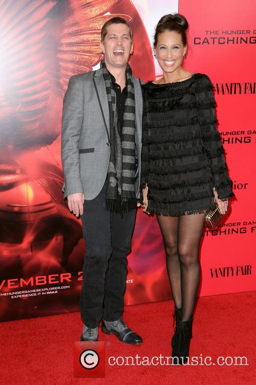 Rob Thomas and Marisol Thomas