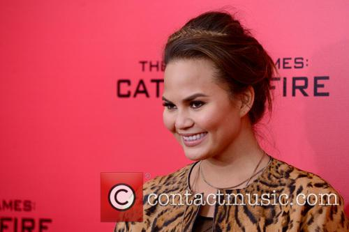 chrissy teigen new york screening of the 3964181