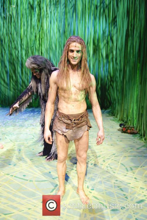 Premiere Disney Musical Tarzan