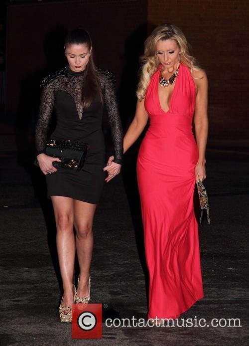 Brooke Vincent and Catherine Tyldesley