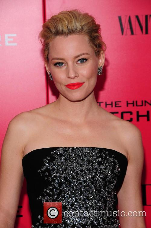 Elizabeth Banks, The Hunger Games: Catching Fire New York Screening