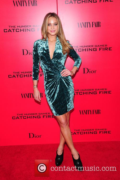 NY screening of The Hunger Games: Catching Fire