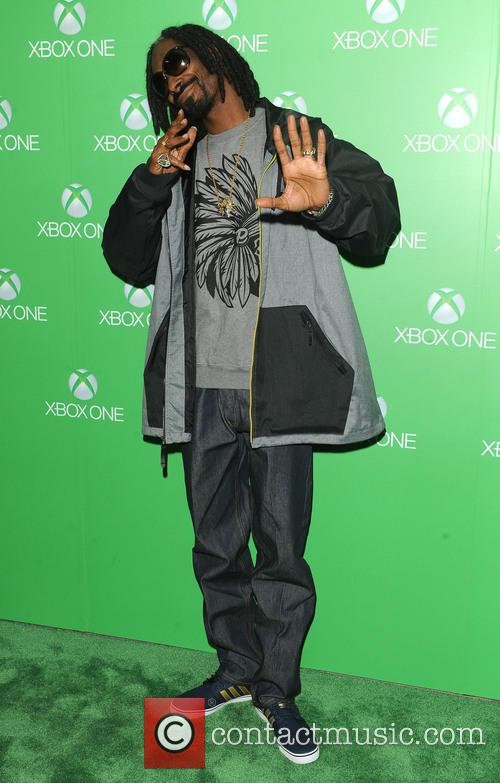 Xbox and Snoopzilla 9