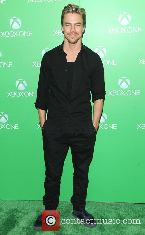 derek hough xbox one official launch celebration 3965794