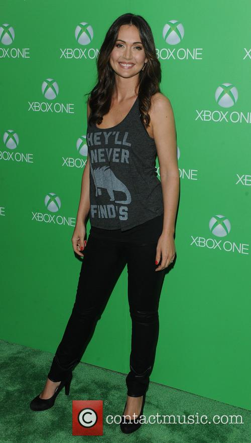 Xbox and Jessica Chobot 9