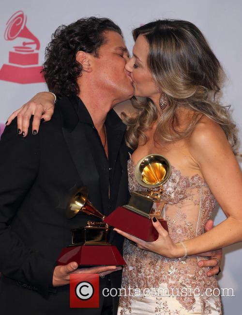 Claudia Elena Vasquez and Carlos Vives 5