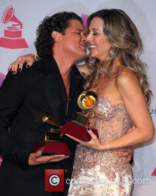 Claudia Elena Vasquez and Carlos Vives 7