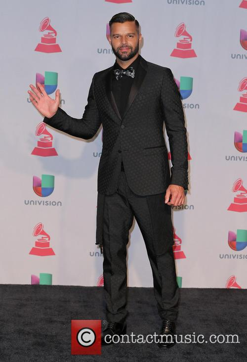 Ricky Martin, Mandalay Bay Resort and Casino, Grammy Awards