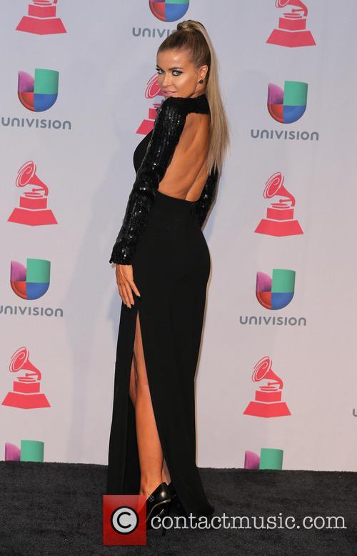 Carmen Electra, Mandalay Bay Resort and Casino, Grammy Awards