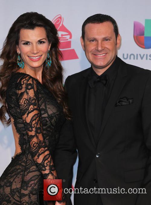 Latin Grammy Awards, Alan Tacher and Cristina Bernal