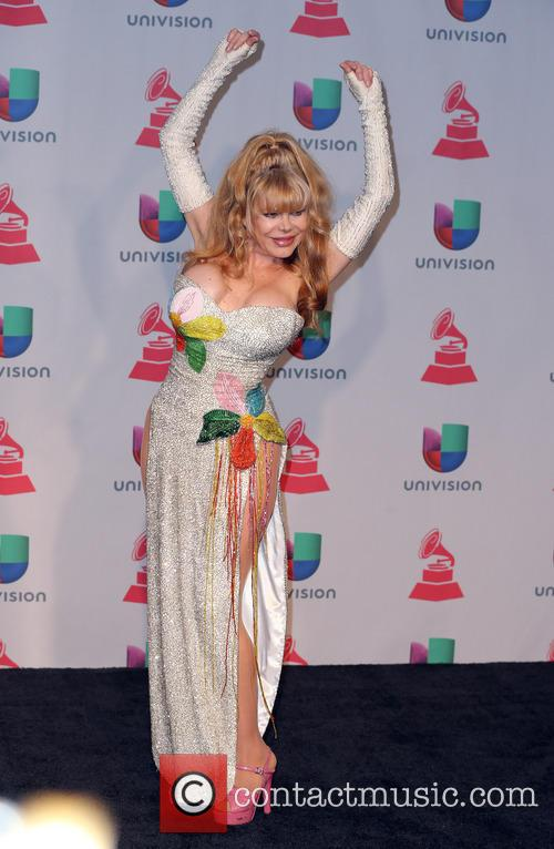 Charo, Mandalay Bay Resort and Casino, Grammy Awards