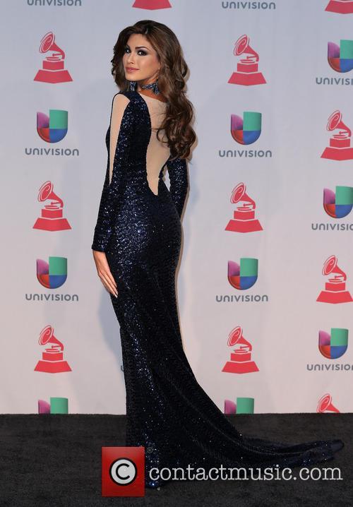 Latin Grammy Awards, Gabriela Isla and Miss Universe 1