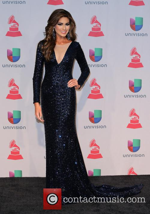Latin Grammy Awards, Gabriela Isla and Miss Universe 3