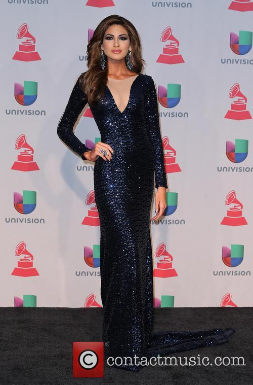 Latin Grammy Awards, Gabriela Isla and Miss Universe 4