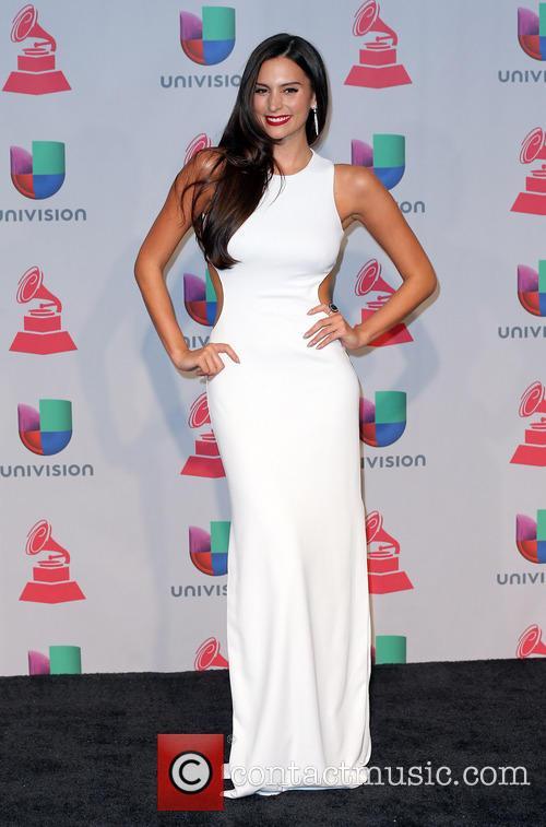 Genesis Rodriguez, Mandalay Bay Resort and Casino, Grammy Awards