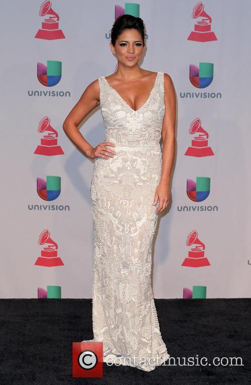 Latin Grammy Awards and Pamela Silva Conde 2