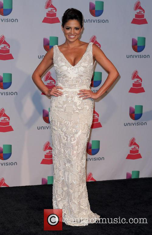 Latin Grammy Awards and Pamela Silva Conde 3