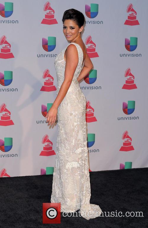 Latin Grammy Awards and Pamela Silva Conde 4