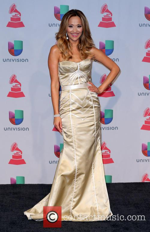 veronica bastos 2013 latin grammy awards at 3966241