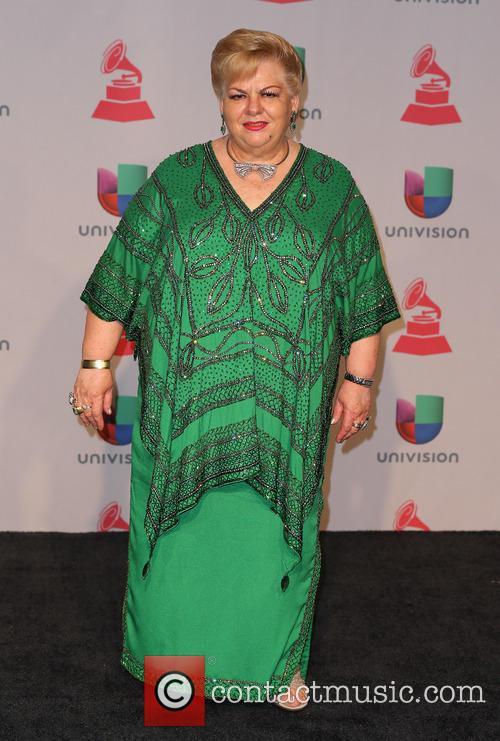 Latin Grammy Awards and Paquita la del Barrio 2