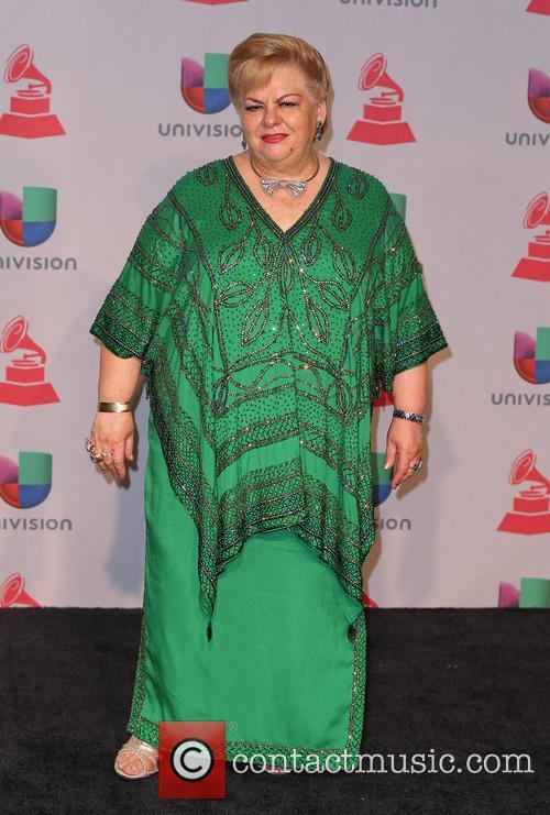 Latin Grammy Awards and Paquita la del Barrio 3