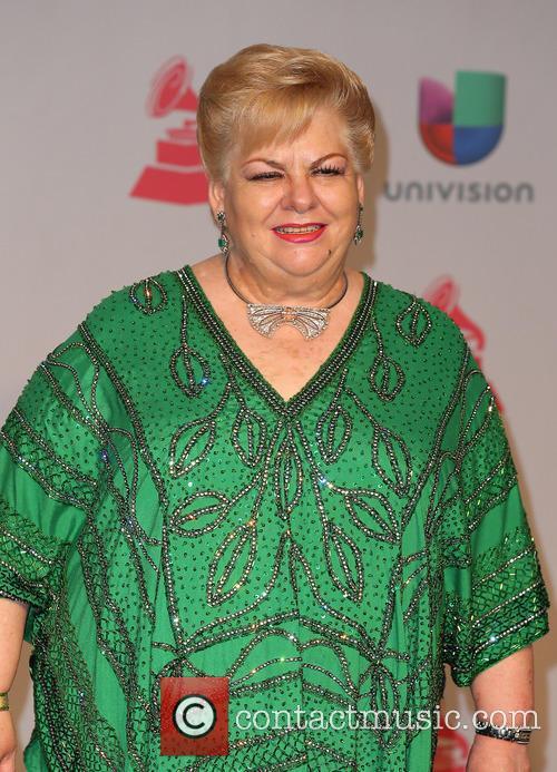 Latin Grammy Awards and Paquita la del Barrio 1