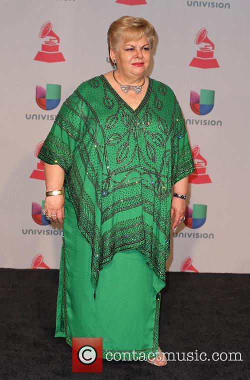 Latin Grammy Awards and Paquita la del Barrio 4