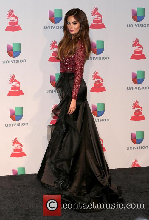 ximena navarrete 2013 latin grammy awards at 3966322