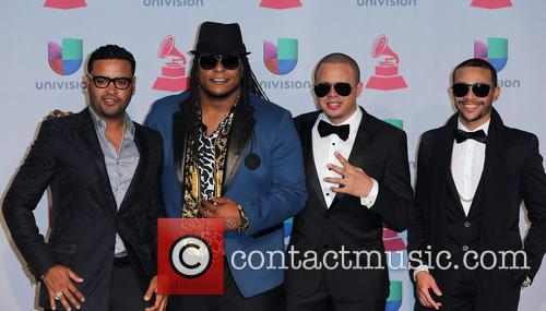 Zion, Luny Tunes and Latin Grammy Awards