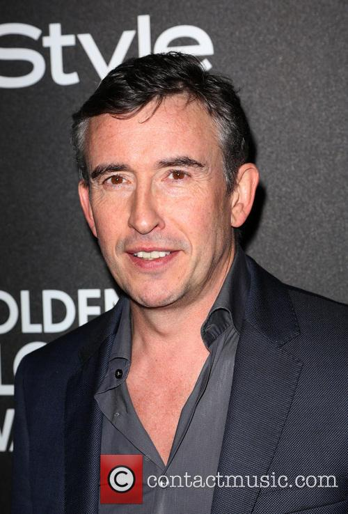 Steve Coogan, Fig & Olive, Golden Globe