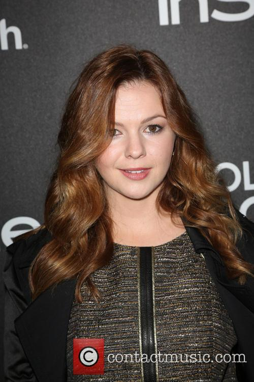 Amber Tamblyn, Fig & Olive, Golden Globe