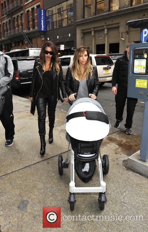 Kim Kardashian and Lala Anthony 4