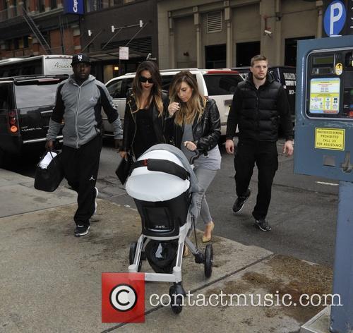 Kim Kardashian and Lala Anthony 5