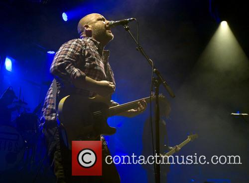 Pixies perform in Scotland