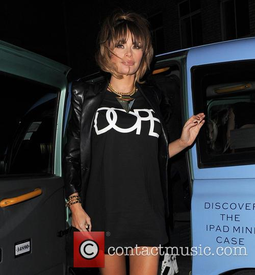 chloe sims 9 swallow street launch party 3967269