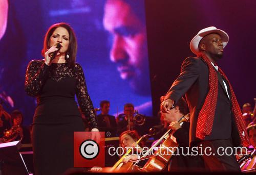 Gloria Estefan and Wyclef Jean 2
