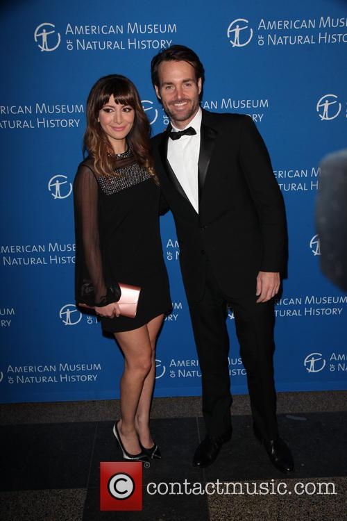 Nasim Pedrad and Will Forte 3