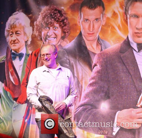 Dr Who and Peter Davison 3
