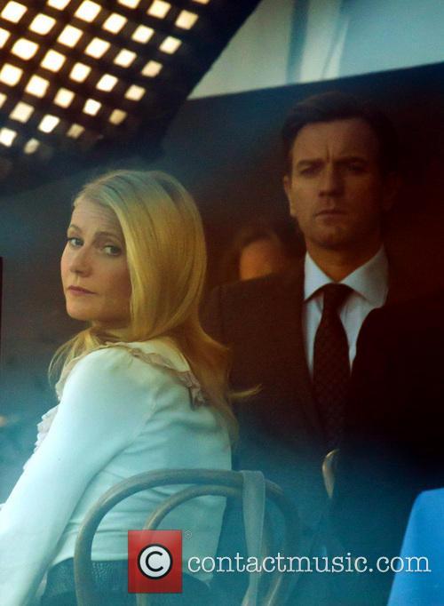 Gwyneth Paltrow and Ewan Mcgregor 2